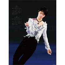 Lịch 2019 khổ A5 Hanyu Yuzuru