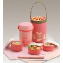 Bộ hộp cơm Bento Nhật Bản giữ nhiệt