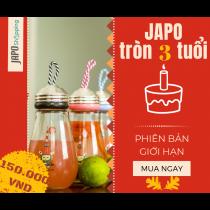 [Limited editon] LY THUỶ TINH JAPO