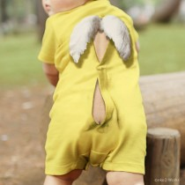 Áo baby 3D (Yellow)