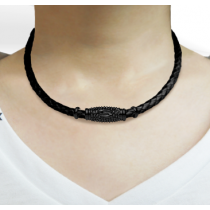[SORIENO] Vòng đeo cổ giúp tuần hoàn khí huyết, cân bằng cơ thể